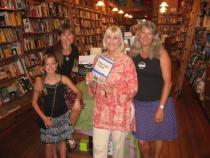 Author Events Pic